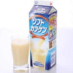 北海道の朝食は、パンにカツゲン!?