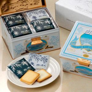 白い恋人は、北海道土産のド定番!