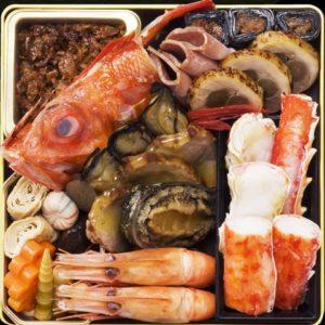 【数量限定】北海道食材たっぷりのおせち料理【送料無料】