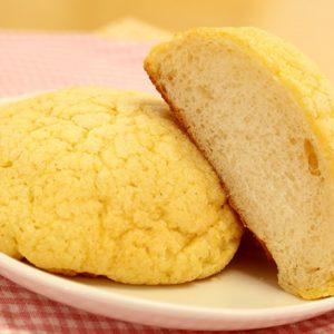 北海道牛乳メロンパンが、激うまでビックリ!